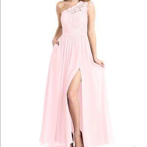 Azazie Demi bridesmaid dress size 2